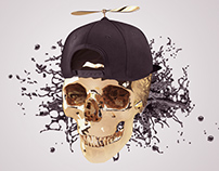Apashe Skull