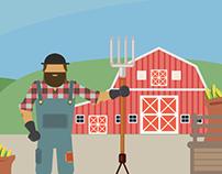Illustration set (How it works) Yuhmbox