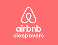 Airbnb Sleepovers - D&AD New Blood 2015