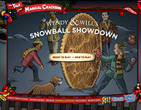 Kraft - Holiday Promotion Online Multiplayer Game