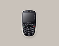 Pantech Dual Compact - Mobile Phone