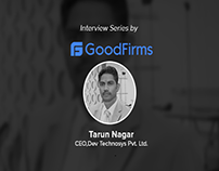 Dev Technosys' CEO – Tarun Nagar Ascertains His Busines