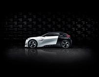 Peugeot Design Concept Photography