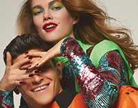 Editorial: 'We Love The '90' for VOGUE México