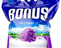 Laundry detergents «BONUS»