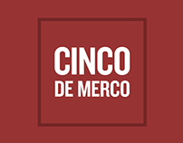 Cinco De Merco