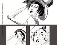 3 x INK - Traditional / Photoshop / Fresco