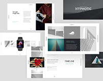 HYPNOTIC - Presentation Builder Template