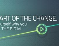 THE BIG M 2014 Marketing