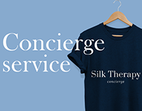 Silk Therapy | branding care for clothes