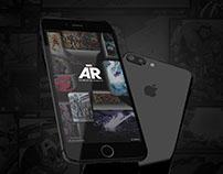 Marvel AR iOS App