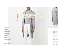 Neverland Store & Online Magazine