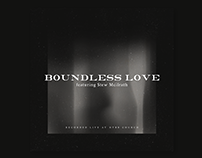 Boundless Love / Album Art