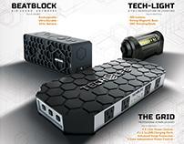 Tech-Life | Print Design