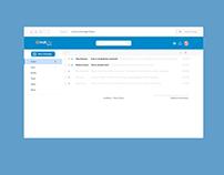 Redesign Mail.ru