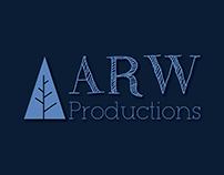 ARW Productions Branding