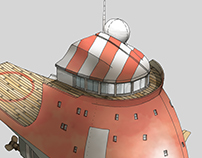 Lighthouse/Lifeboat