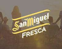 San Miguel Fresca - UX/UI