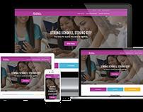 Achieve Hartford!  |  Website Redesign