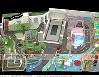 Dự án đầu tư Khu vui chơi VT tầng 1