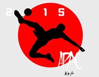 APAC Soccer Logo (2015)