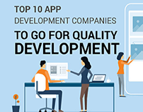 Top 10 App Development Companies to Go for Development