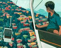 Medellín in 2019 for Airbnb
