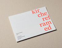Semester programme for KHG Bielefeld