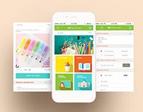 EDUCATION WALLET | Mobile App