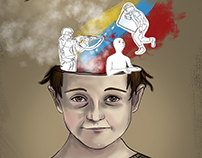 Basta Ya - Poster Reflexivo