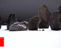 free 3d model Rock VOL.1