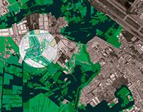 Parches entre la urbanizacion y los ecosistemas