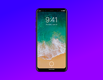 iPhone 8 Concept – Magic Screen