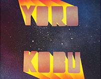 Cover design for Yorokobu