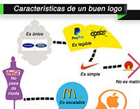 Características de un buen logo