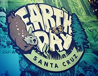 Earth Day Santa Cruz identity, Ecology Action