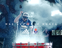 ADIDAS / U. DE CHILE HOME KIT 2018