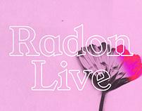 Radon Live 2017