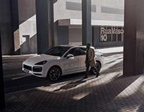 Porsche // Cayenne GTS
