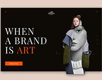 restyling web - hermès