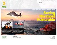 EOPK Rescue Team Web Design