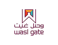 Logo Animation - wasl gate