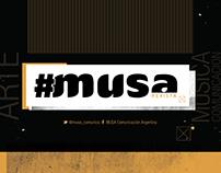DISEÑO EDITORIAL | #MUSArevista
