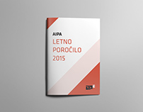 Graphic Design | AIPA Annual Report 2015