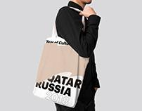 Qatar Russia 2018 Year of Culture