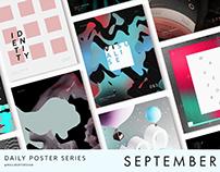 D A I L Y P O S T E R - September