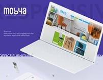 Mobya Responsive Arayüz Tasarımı ve Yazılımı