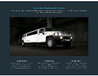 Book Rental Car website design