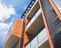 Edificio de micro vivienda / 2019