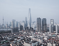 Unfolding Shanghai II